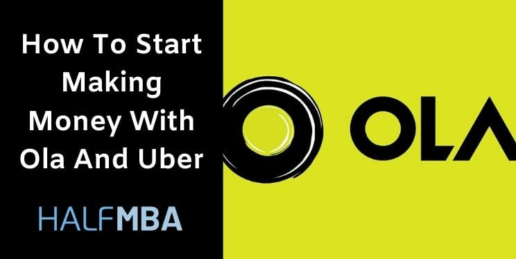 Ola And Uber Cab Business Opportunity In 2020: Let's Drive Money 1