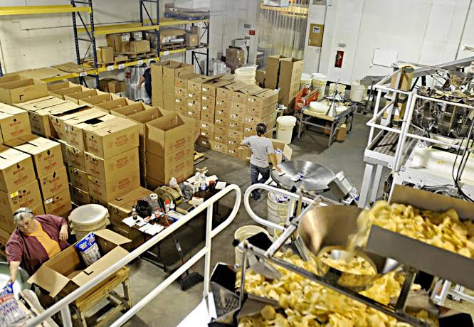 Start Your Own Potato Chips Factory In India 4